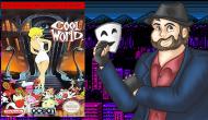 Gomer Reviews – Cool World(NES)