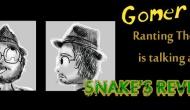Gomer Reviews – Snake's Revenge(NES)