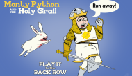 Play It to the Back Row – Monty Python and the Holy Grail review