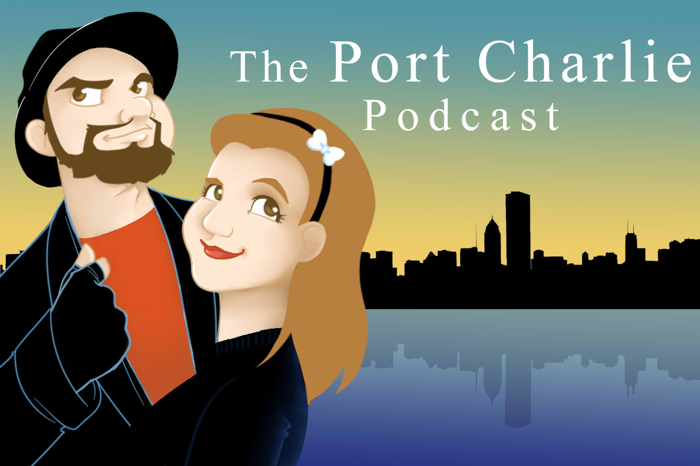The Port Charlie Podcast – RT Gomer Productions