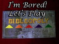 Namio: I'm Bored! Let's Play: Bibleopoly