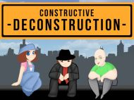 Constructive Deconstruction – Episode 8 (The War on Christmas (TM) (C) (OMGWTFBBQ)!!!!!!!1)