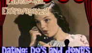 Educational Extravaganza!: Dating Do's and Don'ts