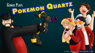 Gomer Plays Pokemon Quartz – Part 14 (Mosis Vs. Amber!)