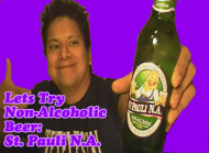 Let's Try Non-Alcoholic Beer: St.Pauli