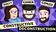 Constructive Deconstruction – Episode 34 (Negative Relationship Experiences)