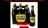 Let's Try Non Alcoholic Beer: Kaliber