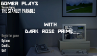 Gomer Plays The Stanley Parable (Impromptu Guest Voice!)