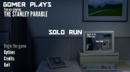 Gomer Plays – The Stanley Parable (Blind Run)