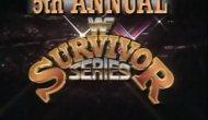 Revisionist History: Survivor Series1991