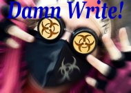 Damn Write! AniMaine 2014!