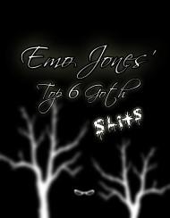 """Monster from the Studio Halloween Special: Emo Jones' """"Top 6 GothSlits"""""""