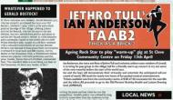 "Monster from the Studio Episode 18: Jethro Tu…. Ian Anderson ""Thick as a Brick 2"" Album Review"