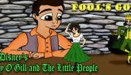 Fool's Gold: Darby O'Gill and the Little People with Tony Goldmark