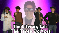 The Literary Lair: The Three Doctors