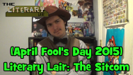The Literary Lair: April Fool's Day 2015