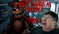 Shark Play's: 5 Nights at Freddy's (Part 1)