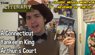 The Literary Lair: A Connecticut Yankee in King Arthur's Court