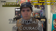 The Literary Lair: The Red Badge of Courage