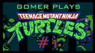 Gomer Plays TMNT NES (Part 1: OhDam)