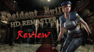Resident Evil Remastered Review : Still a Masterpiece – Mr. Kille's HorrorShow
