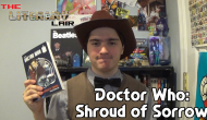 The Literary Lair: Doctor Who: Shroud of Sorrow