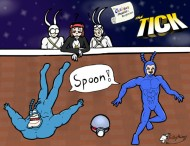 The Cartoon Physicist's Noughtie List – The Tick (Live Action)