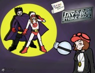 The Cartoon Physicist's Noughtie List – Jay & Silent Bob Strike Back