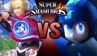 Super Smash Bros. Rewind | MegaMan Dons His Shulk-Buster Armor!