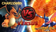 Charizard versus Greninja | Super SmashBlast