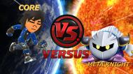 Meta Knight versus Core | Super SmashBlast