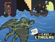 The Cartoon Physicist's Noughtie List – The Call of Cthulhu (With Lady Jess)