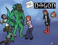 The Cartoon Physicist's Noughtie List – Dagon