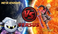 Shulk Foresees Meta Knight's Defeat | Super Smash Blast