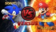 Mario versus Sonic | Super SmashBlast