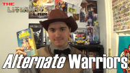 The Literary Lair: Alternate Warriors