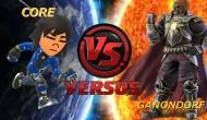 Core versus Ganondorf | Super SmashBlast