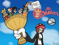 The Cartoon Physicist's Noughtie List – King Arthur's Disasters