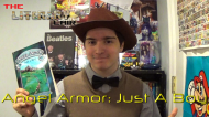 The Literary Lair: Angel Armor (100thEpisode)