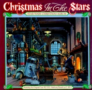 """Monster from the Studio Christmas Special: """"Christmas in the Stars"""" The Star Wars ChristmasAlbum"""