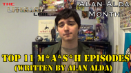 The Literary Lair: Top 11 M*A*S*H Episodes Written by Alan Alda