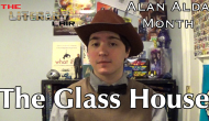 The Literary Lair: The Glass House