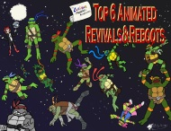 The Cartoon Physicist's Noughtie List – Top 6 Animated Revivals &Reboots
