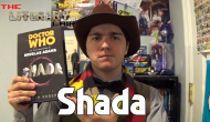 The Literary Lair: Shada