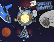 The Cartoon Physicist's Noughtie List – Bounty Hamster