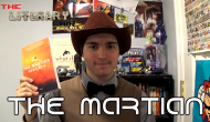 The Literary Lair: TheMartian