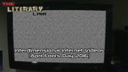 The Literary Lair: Interdimensional Internet Videos (April Fool's Day2016)