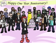 The Cartoon Physicist's Noughtie List – One Year Anniversary