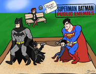 The Cartoon Physicist's Noughtie List – Superman/Batman: Public Enemies