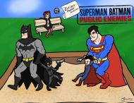 The Cartoon Physicist's Noughtie List – Superman/Batman: PublicEnemies